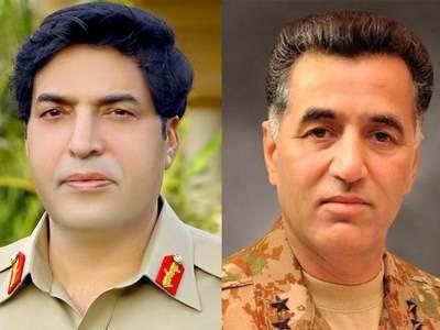 Lt Gen Nadeem Anjum appointed DG ISI, Lt Gen Faiz Hameed posted as Peshawar corps commander