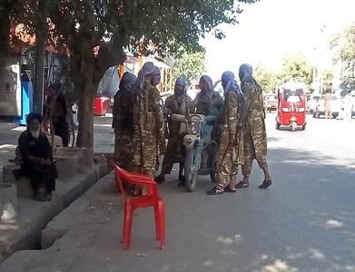 Taliban say four Islamic State members captured near Kabul