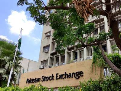 PSX plunges by 293.34 points: BRIndex100 sheds more weight
