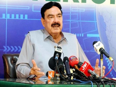 'I don't think there's anything wrong with talks with TTP': Rashid