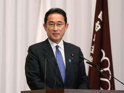Japan PM Kishida vows to devote himself to ending COVID-19 crisis