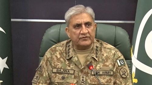Harnai quake: COAS Bajwa directs army troops to assist in relief work