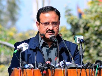 Senator meets CM, heaps praise on Punjab govt