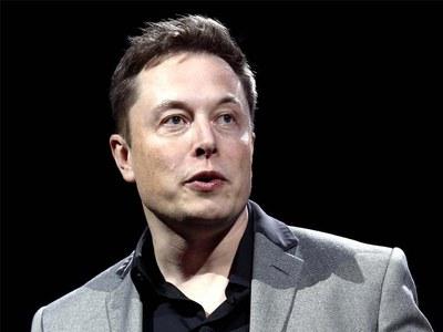 Elon Musk throws a party at Tesla's factory near Berlin