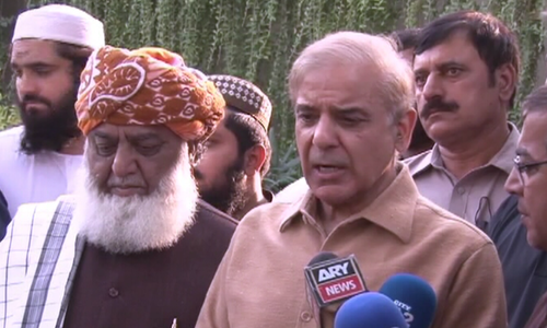 Shehbaz calls for transparent elections to restore 'prosperous Pakistan'