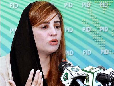 Zartaj Gul wants 'Rescue Service' in Sindh