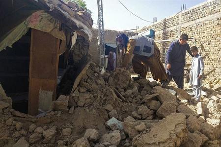 Harnai earthquake death toll rises to 21