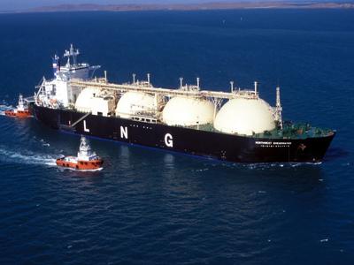 LNG new terminals