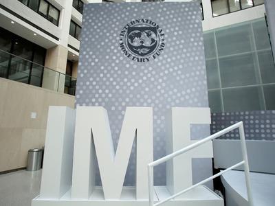 IMF board meets for more talks on Georgieva's future