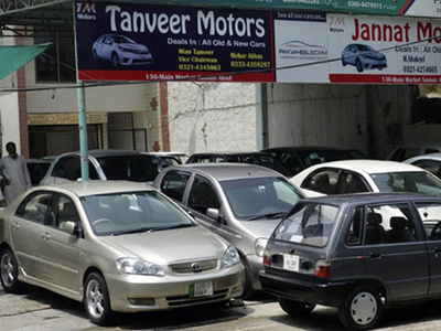 Motor vehicle tax: Over Rs2,453m collected from Karachi: Chawla