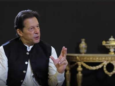 Taliban best bet to get rid of ISIS: PM Imran