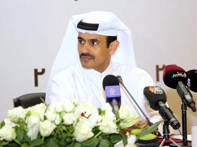 Energy-rich Qatar says unhappy with high gas prices
