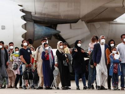 Spain evacuating Afghan employees via Pakistan