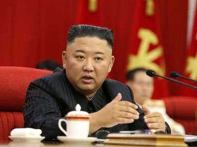 North Korea's Kim says US is 'root cause' of tensions