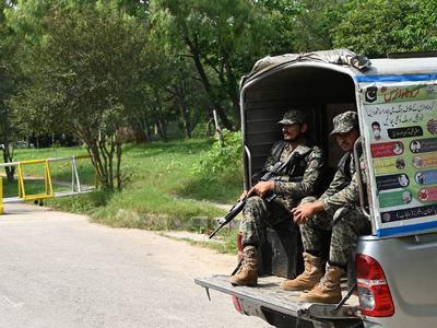 Terrorist killed in North Waziristan IBO:ISPR