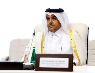 Qatari official says recognising Taliban government not a priority