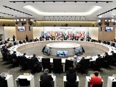 G20 pledges help for Afghan humanitarian crisis