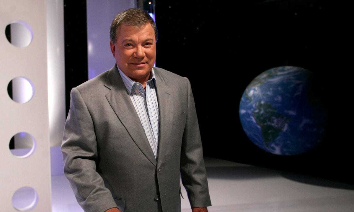 With 'Captain Kirk' aboard, Blue Origin to return to 'space, the final frontier'
