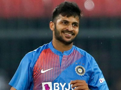 India add paceman Thakur to T20 World Cup squad, Patel in reserves