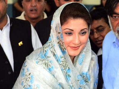 Maryam criticises PM's approach to appointments in defence institutions