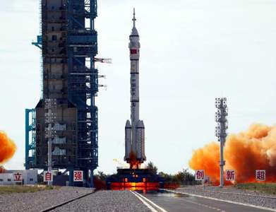 China to send three astronauts to space station early on Saturday