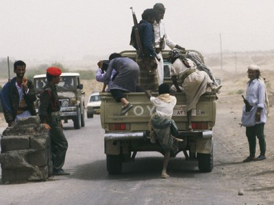 Over 55,000 displaced by fighting for Yemen's Marib: UN