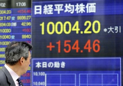 Asian markets rally as earnings temper inflation, taper worries