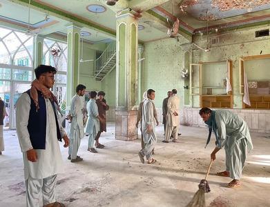 At least 41 dead, scores injured in Kandahar mosque blast