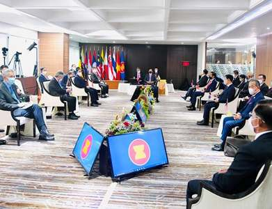 ASEAN Myanmar meeting ends, to announce outcome on Saturday
