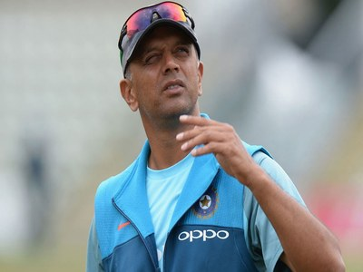 Former Test stalwart Dravid to be next India coach: reports
