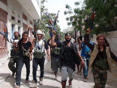 Coalition says killed 160 Yemen rebels in battle for Marib
