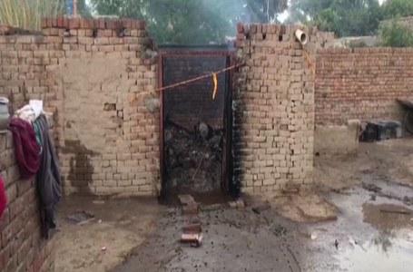 Seven of a family killed in Muzaffargarh fire incident