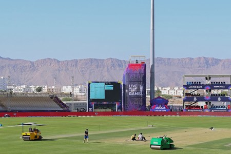 Oman to bowl against Papua New Guinea in T20 World Cup opener