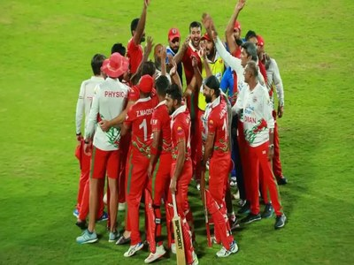 Maqsood helps Oman thrash Papua New Guinea in T20 World Cup opener