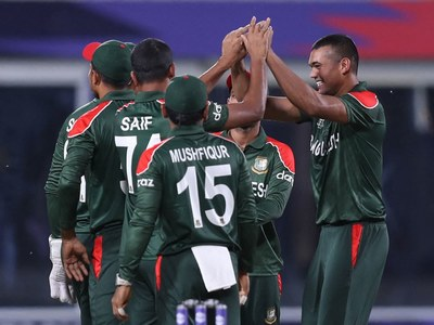 Bangladesh opt to bowl against Scotland in T20 World Cup