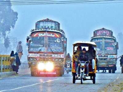 Inter-city transport fares raised