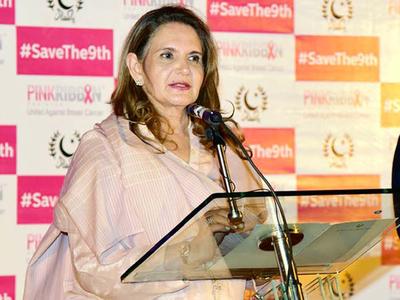 Samina Alvi for empowerment of women through IT