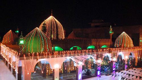 All set to celebrate Eid-Miladun-Nabi (PBUH) tomorrow