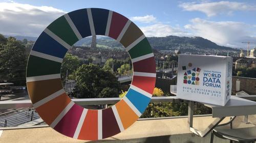 UAF Treasurer attends UN World Data Forum
