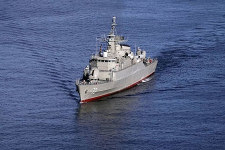 Iran's navy says repulses pirate attack in Gulf of Aden