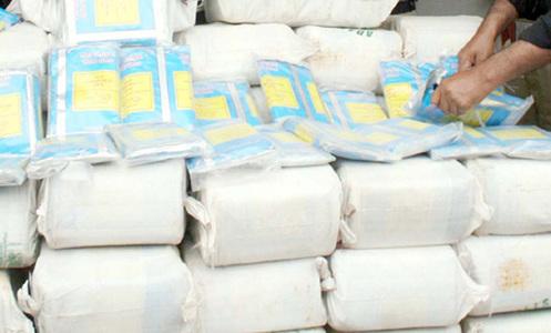 521 kg of hashish, 10 kg of opium seized in Balochistan