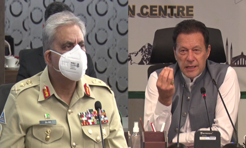 PM Imran, COAS briefed on Covid response, vaccination drive in NCOC visit
