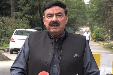 Creating chaos in country could become problematic for opposition: Sheikh Rashid