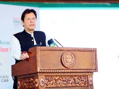 Pakistan will have to follow rule of law, meritocracy to become ideal welfare state: PM Imran