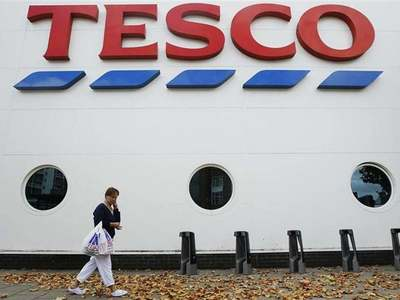 UK retailer Tesco opens first check-out free store
