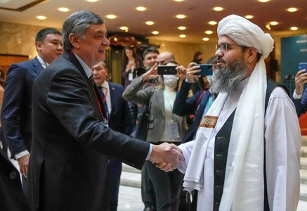 Russia says Taliban must meet expectations on rights