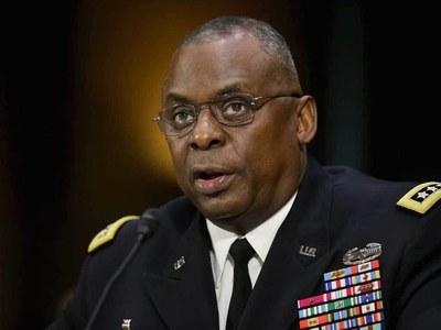 Pentagon chief urges more Black Sea security cooperation