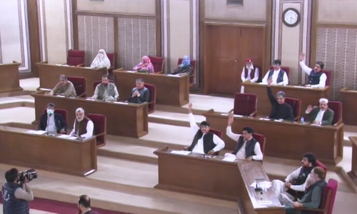 Disgruntled BAP lawmakers table no-confidence motion against Balochistan CM