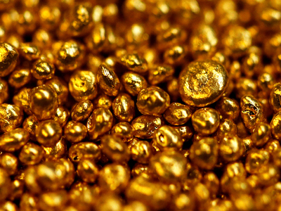 Gold jumps on softer dollar, inflation fears