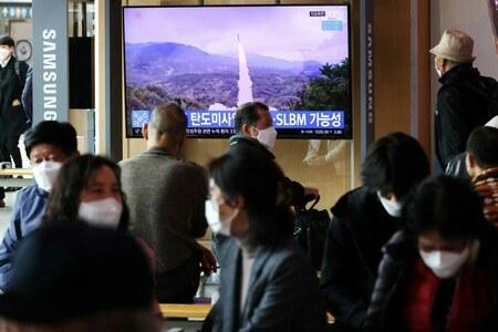 North Korea says US overreacting to missile test